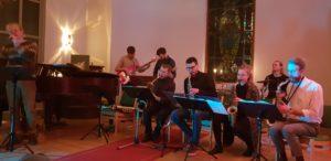 Julkonsert med Bk S:t Jakob